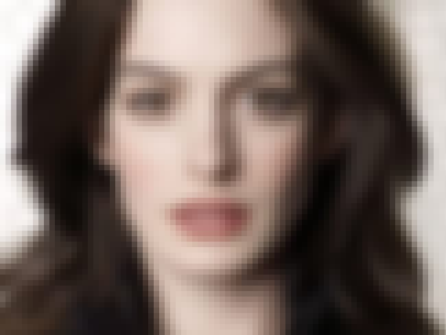 Anne Hathaway is listed (or ranked) 1 on the list The Most Gorgeous Women with Doe Eyes
