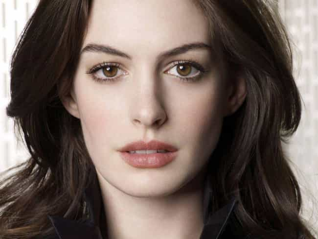 Anne Hathaway is listed (or ranked) 2 on the list The Most Gorgeous Women with Doe Eyes