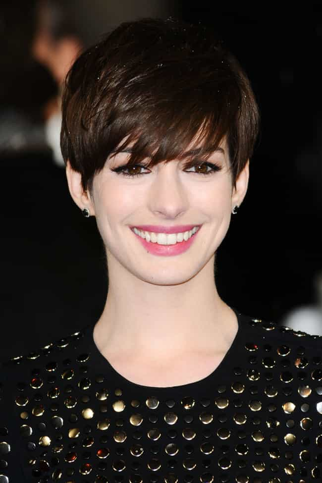 Anne Hathaway is listed (or ranked) 4 on the list Catholic Celebrities
