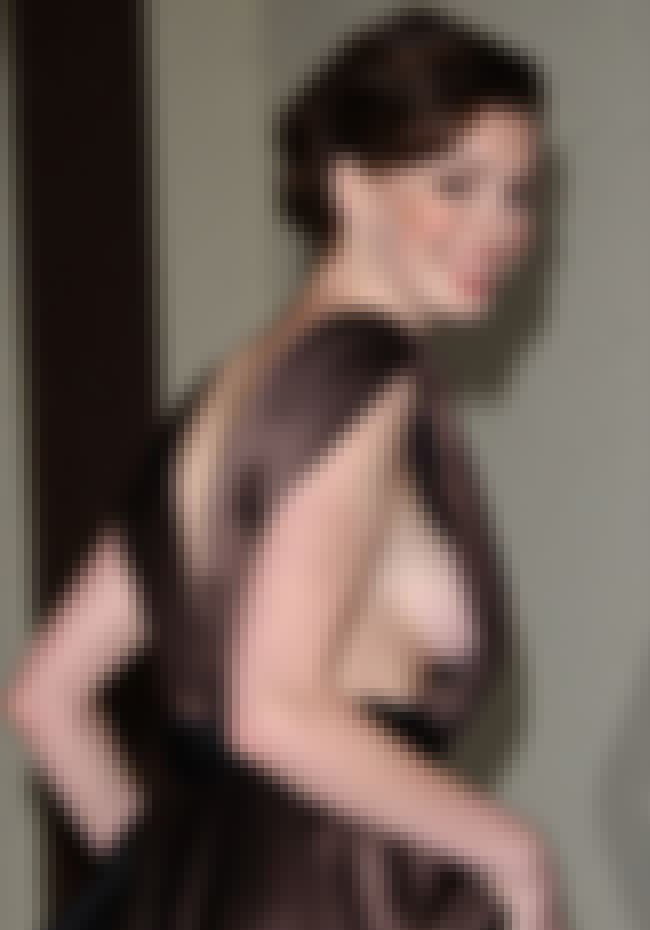 Anne Hathaway is listed (or ranked) 1 on the list Is Your Favorite View: Downblouse, The Side, Under Or Deep?