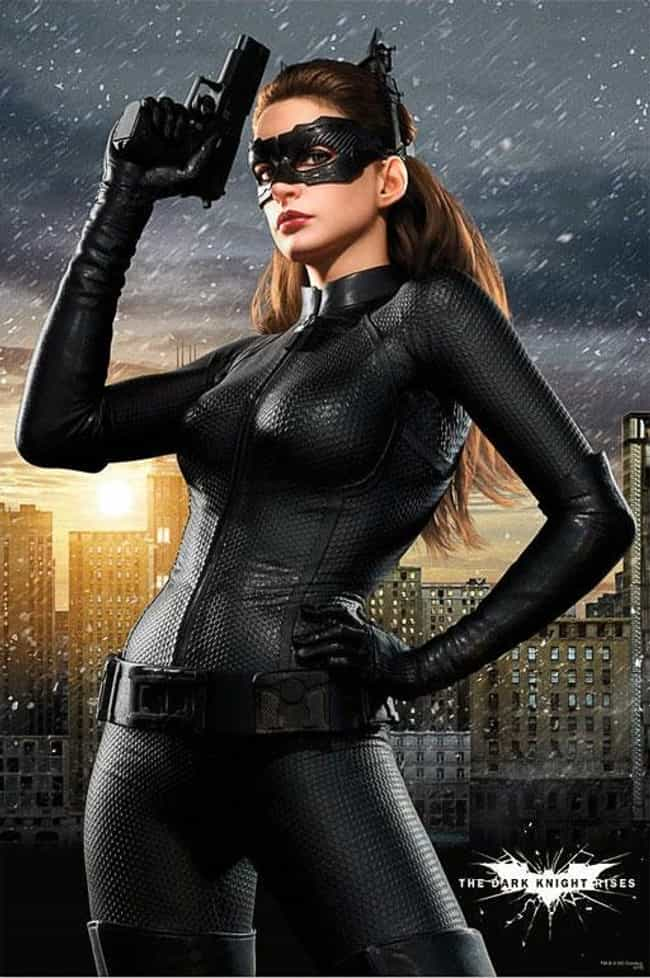 Anne Hathaway is listed (or ranked) 1 on the list The Hottest Women from the Batman Movies