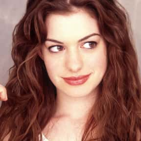 Anne Hathaway is listed (or ranked) 16 on the list The Most Beautiful Women In Hollywood