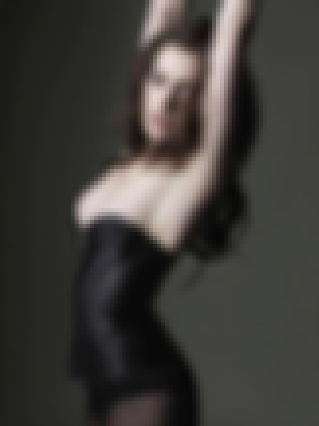 Anne Hathaway is listed (or ranked) 1 on the list FHM Indonesia's Hot 100 Women List 2012