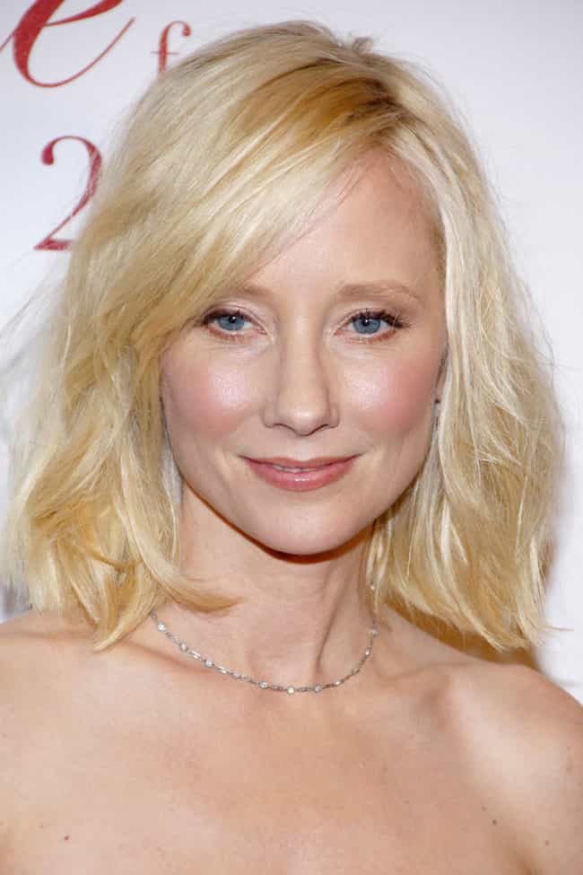 Anne Heche is listed (or ranked) 1 on the list Women Who Steve Martin Has Dated