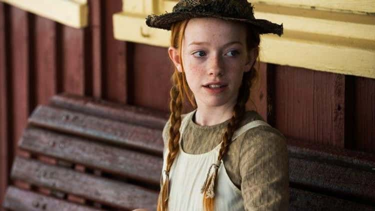 Aries (March 21-April 19):Anne Shirley