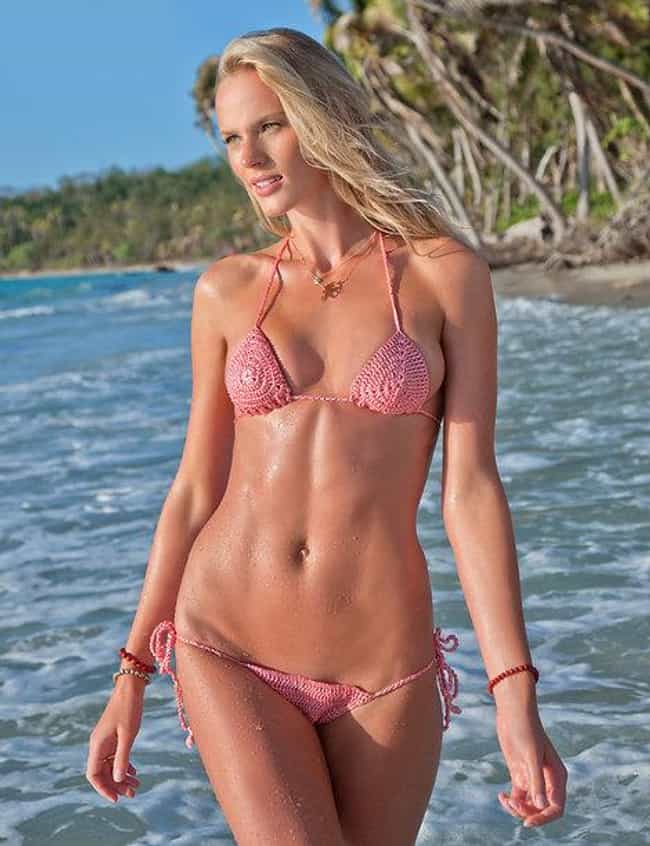 Anne Vyalitsyna is listed (or ranked) 4 on the list The Hottest Russian Models