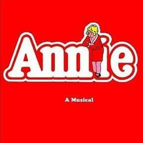 Annie is listed (or ranked) 9 on the list The Best Broadway Musicals of the '70s
