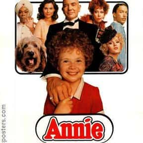 Annie is listed (or ranked) 13 on the list The Greatest Classic Films the Whole Family Will Love