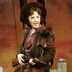 Annie Get Your Gun is listed (or ranked) 1 on the list Irving Berlin Plays List