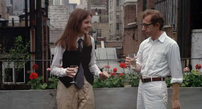 Annie Hall is listed (or ranked) 4 on the list What Was The Best Comedy Movie The Year You Were Born?