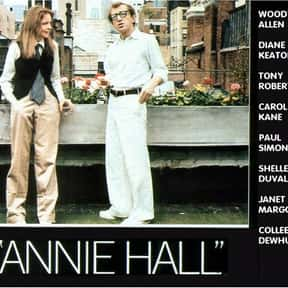 Annie Hall is listed (or ranked) 1 on the list The Best Woody Allen Movies