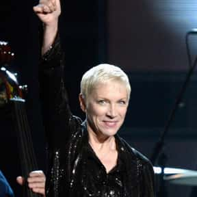 Annie Lennox is listed (or ranked) 24 on the list Arista Records Complete Artist Roster