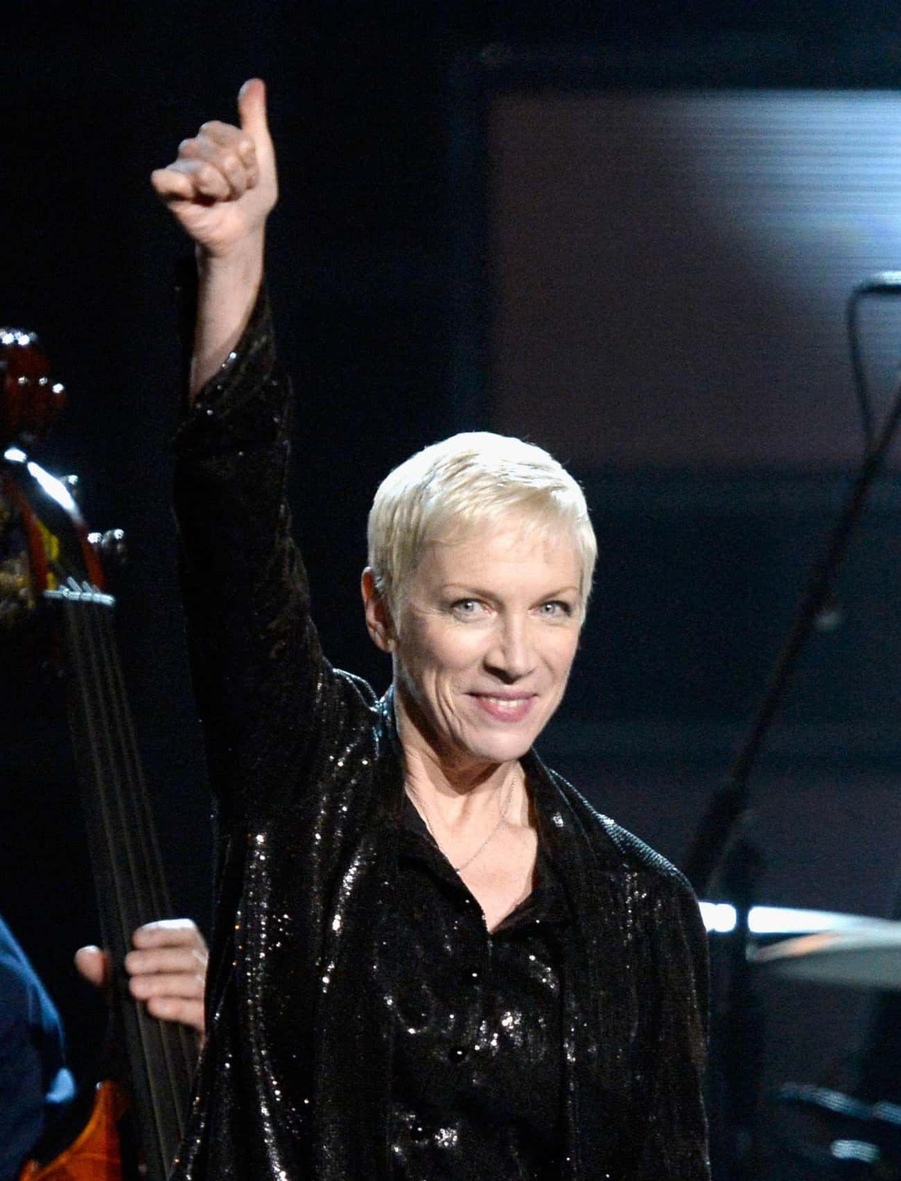 Annie Lennox is listed (or ranked) 4 on the list Famous People Born in 1954