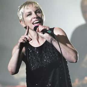 Annie Lennox is listed (or ranked) 15 on the list The Best European Female Singers