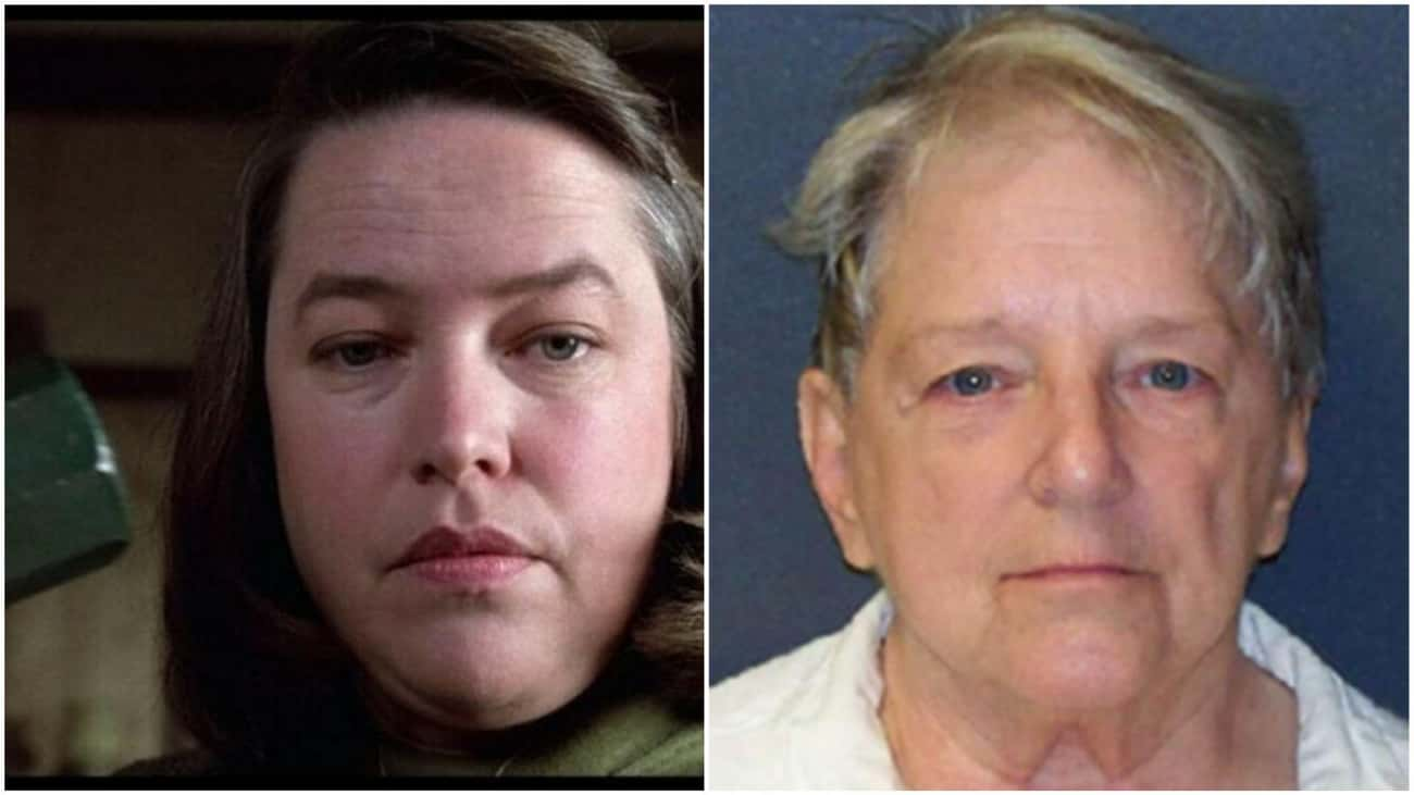 Annie Wilkes From 'Misery' Was Based On Real-Life Killer Nurse Genene Jones