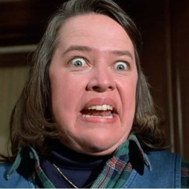 Annie Wilkes is listed (or ranked) 4 on the list The Greatest '90s Horror Villains