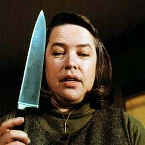 Annie Wilkes is listed (or ranked) 25 on the list The Greatest Female Villains