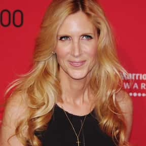 Ann Coulter is listed (or ranked) 6 on the list Here's a List of Every Known Republican Celebrity