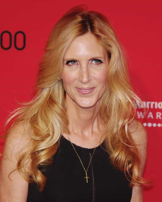 Ann Coulter is listed (or ranked) 2 on the list Famous People Born in 1961