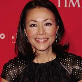 Ann Curry is listed (or ranked) 14 on the list List of Famous Journalists