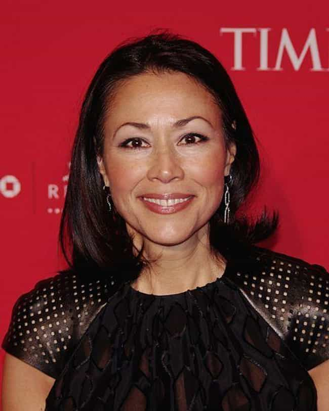 Ann Curry is listed (or ranked) 2 on the list Famous People Of Japanese Descent