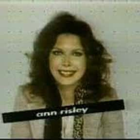 Ann Risley is listed (or ranked) 22 on the list Famous People Named Annie