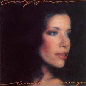 Another Passenger is listed (or ranked) 5 on the list The Best Carly Simon Albums of All Time