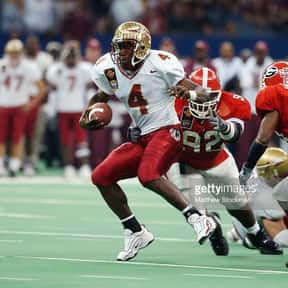 Anquan Boldin is listed (or ranked) 9 on the list The Best Florida State Football Players of All Time