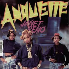 Anquette is listed (or ranked) 6 on the list The Best Miami Bass Groups/Artists