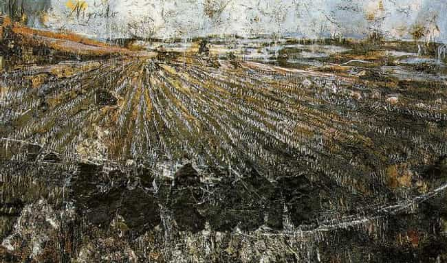 Anselm Kiefer is listed (or ranked) 3 on the list Famous Contemporary Artists, Ranked