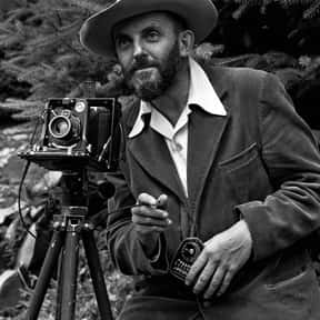 Ansel Adams is listed (or ranked) 5 on the list Men On Stamps: List Of Men On US Postage