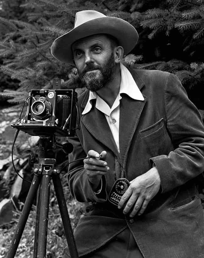 Ansel Adams is listed (or ranked) 3 on the list Famous Male Conservationists