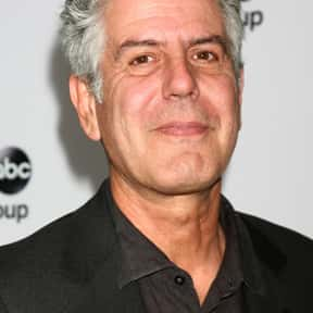 Anthony Bourdain is listed (or ranked) 12 on the list The Best Joe Rogan Podcast Guests