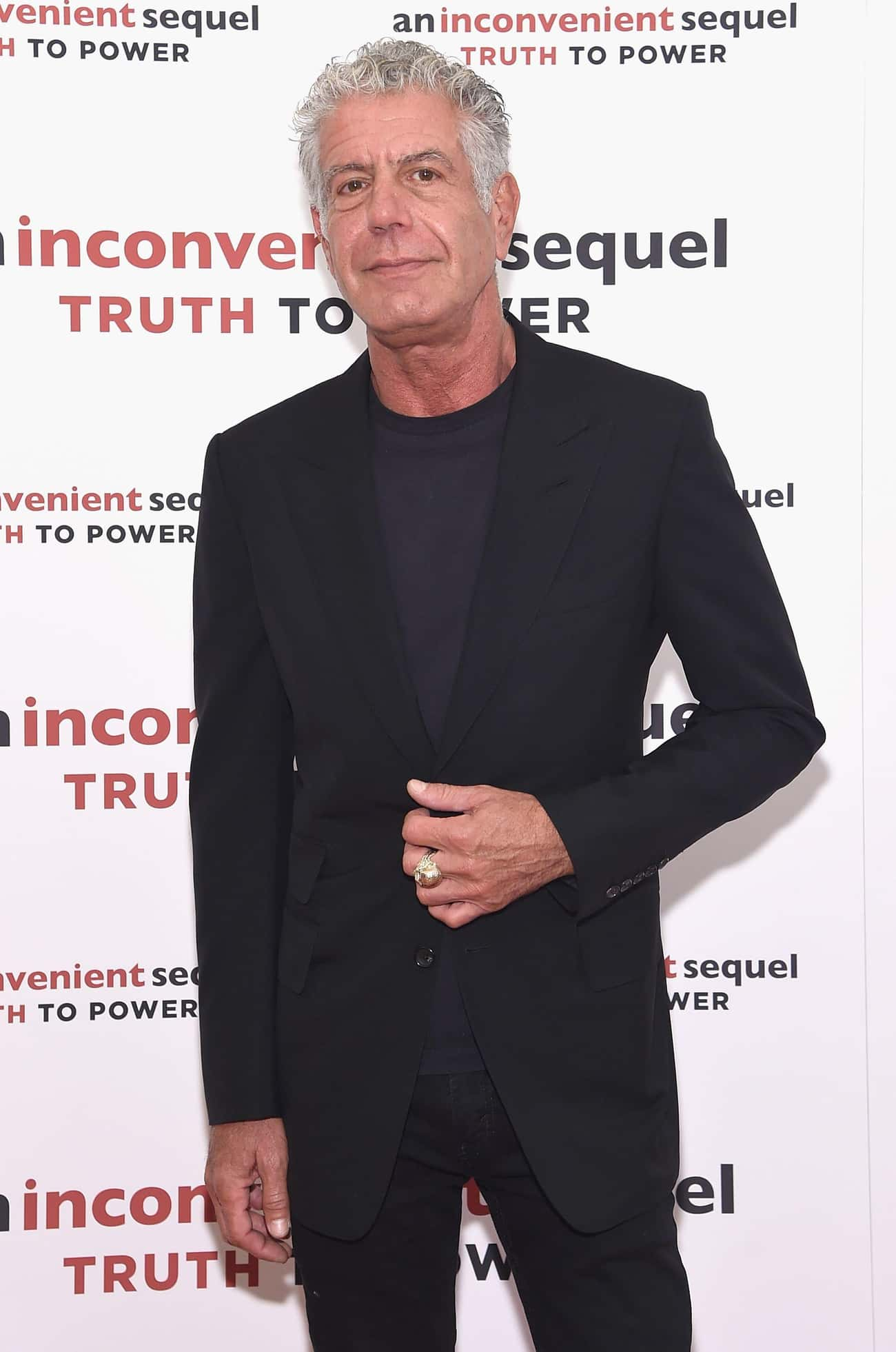 Anthony Bourdain is listed (or ranked) 3 on the list Famous People Who Died by Hanging