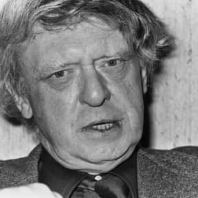 Anthony Burgess is listed (or ranked) 11 on the list The Playboy Interviews Of The '70s