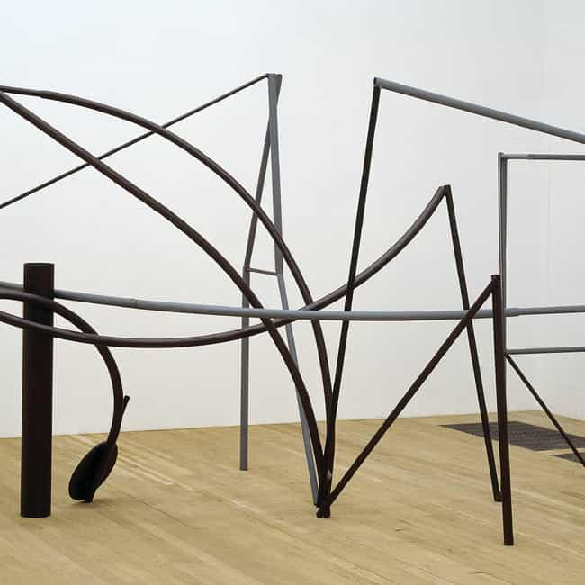 Anthony Caro is listed (or ranked) 8 on the list Famous Abstract Art Artists