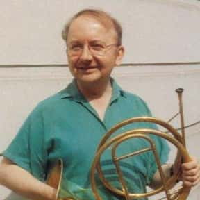 Anthony Halstead is listed (or ranked) 25 on the list The Best Horn Players in the World