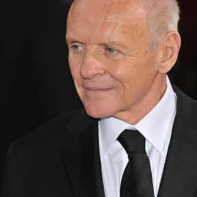 Anthony Hopkins is listed (or ranked) 10 on the list The Greatest British Actors of All Time