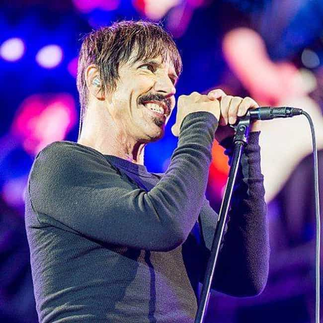 Anthony Kiedis is listed (or ranked) 4 on the list 18 Crazy Things Celebrities Have Done While High