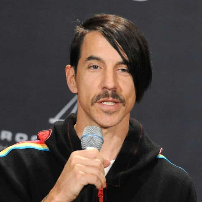 Anthony Kiedis is listed (or ranked) 3 on the list Musicians Who Went To Rehab