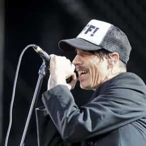 Anthony Kiedis is listed (or ranked) 21 on the list List of Famous Lyricists