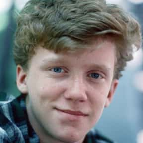 Anthony Michael Hall is listed (or ranked) 6 on the list The Greatest '80s Teen Stars