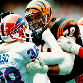 Anthony Muñoz is listed (or ranked) 1 on the list The Best Cincinnati Bengals of All Time