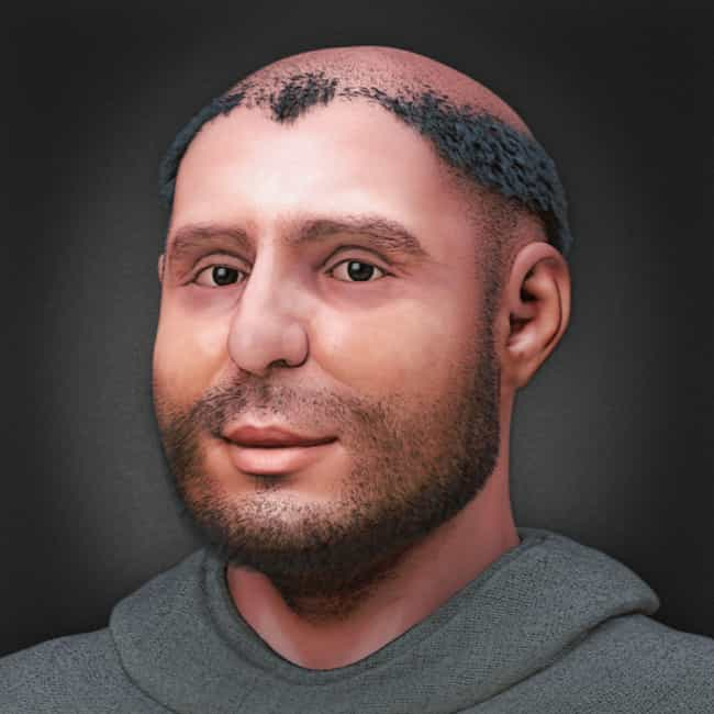 Anthony of Padua is listed (or ranked) 3 on the list Groundbreaking CGI Shows What Historical Figures Actually Looked Like