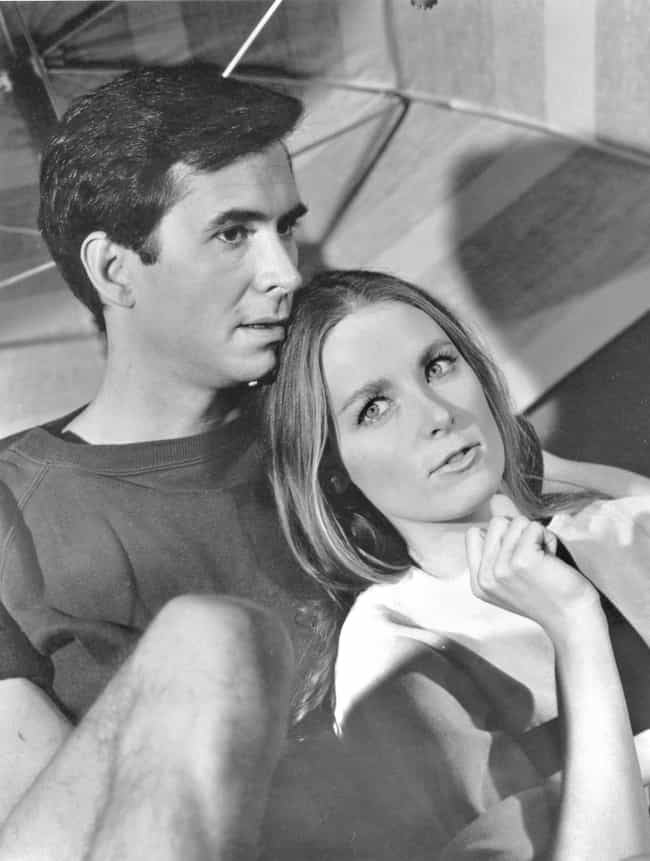Anthony Perkins is listed (or ranked) 2 on the list 22 Famous Gay People Who Once Had Opposite-Sex Spouses