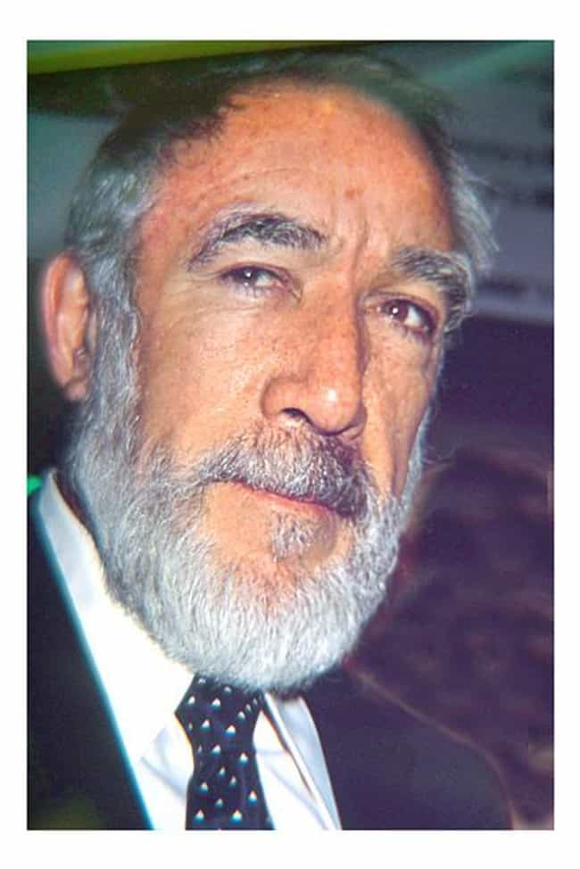 Anthony Quinn is listed (or ranked) 2 on the list Famous Hispanic Actors