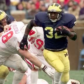 Anthony Thomas is listed (or ranked) 16 on the list The Best Michigan Football Players of All Time