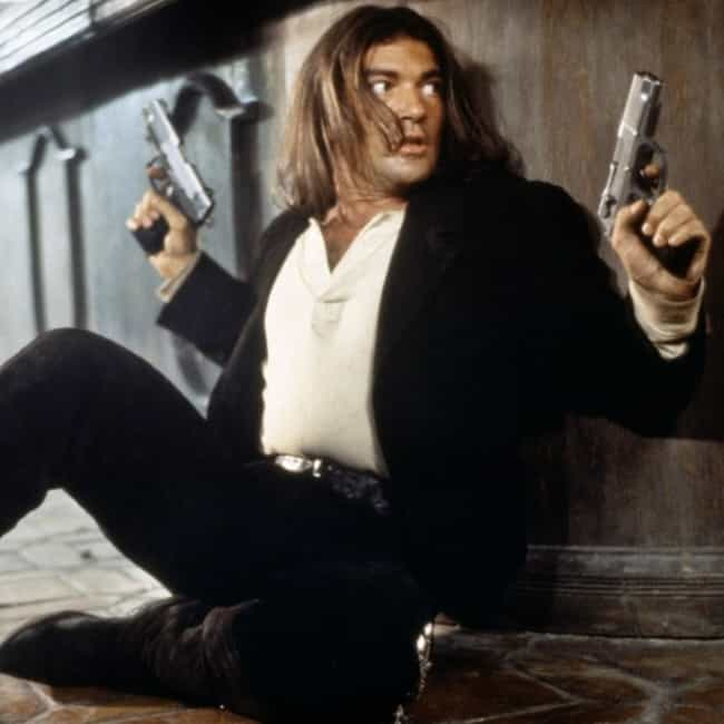 Antonio Banderas is listed (or ranked) 2 on the list Actors in the Most Robert Rodriguez Movies