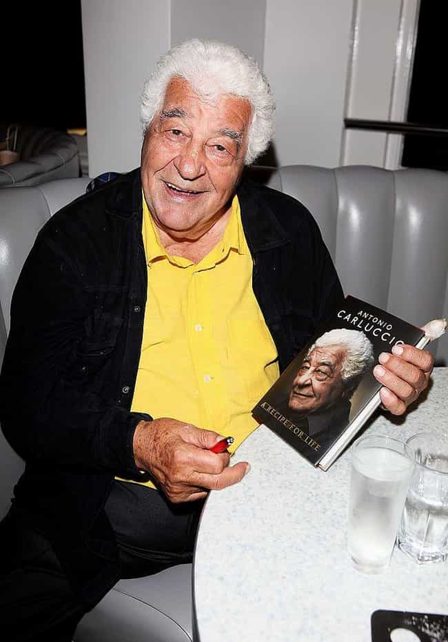 Antonio Carluccio is listed (or ranked) 1 on the list Famous Chefs from Italy