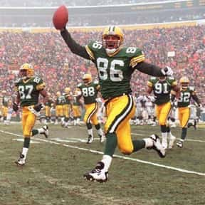 Antonio Freeman is listed (or ranked) 21 on the list The Best Green Bay Packers Of All Time